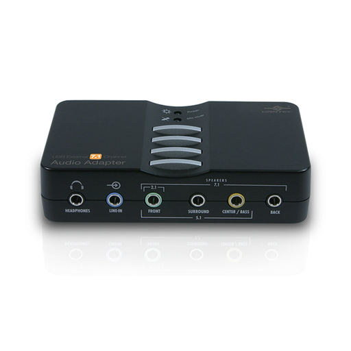 Vantec NBA-200U USB 7.1 Channel External Audio Adapter