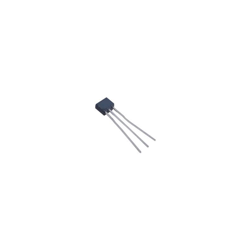 NTE Electronics NTE2355 NPN Silicon Complementary Transistor, Digital with 2 Built–In 10k Bias Resistors, 50V, 0.1 Amp