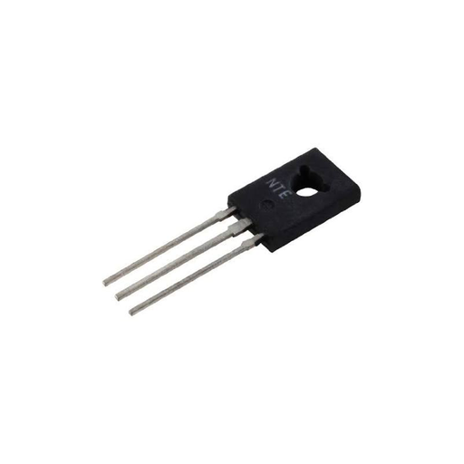 NTE Electronics NTE2634 PNP Silicon Complementary Transistor, High Frequency Video Driver, 115V, 0.3 Amp