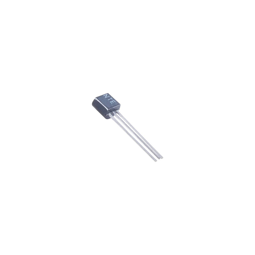 NTE Electronics NTE457 N-Channel Silicon JFET Transistor for General Purpose Amplifier and Switch, 25V, 1-5mA