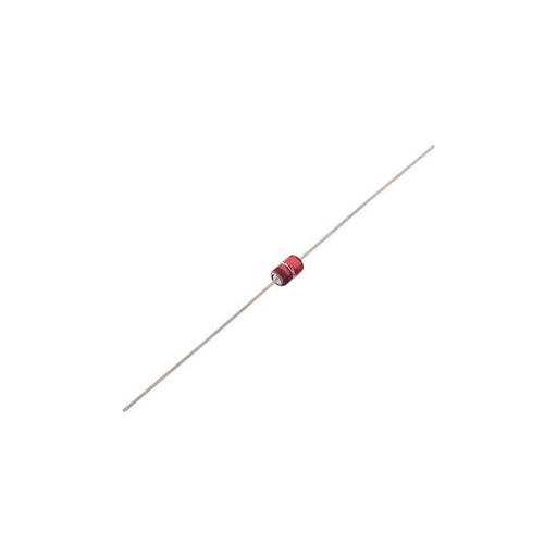 NTE Electronics NTE5052A Zener Diode, DO35 Type Package, +/- 5% Tolerance, 1/2W, 120V