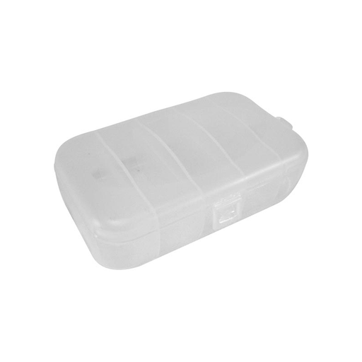 Velleman OCBR6 Plastic Storage Box - 5 Compartments