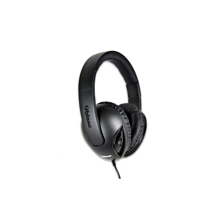 Syba OG-AUD63048 Cobra210 NC1 2.1 Amplified Stereo Headphone with In-line Microphone