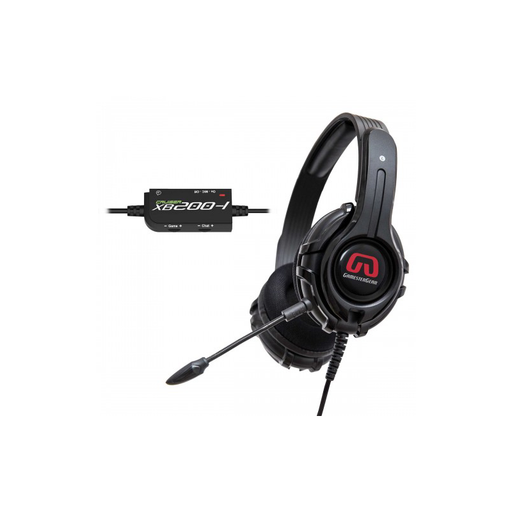 Syba OG-AUD63082 Cruiser XB200-I Stereo Gaming Headset with Detachable Boom Mic for XBOX 360