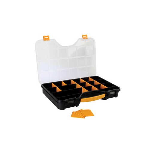 Velleman OMR24: 24 in. Storage Box - Adjustable Compartments