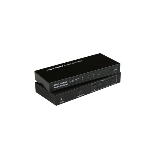 Bytecc OP-SW401 4 to 1 Optical Audio Switcher