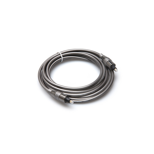Hosa OPM-315 15' Pro Fiber Optic Cable