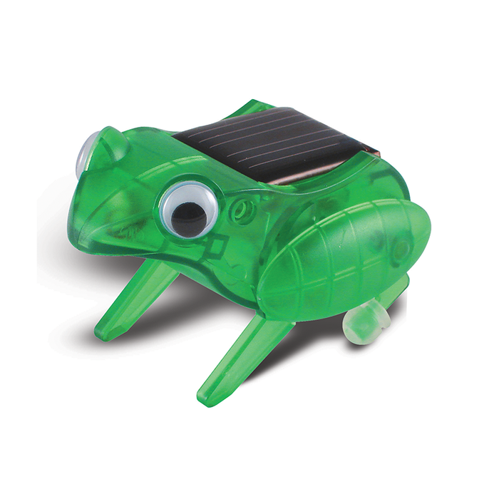 OWI OWI-MSK672 Happy Hopping Frog Kit Solar Powered