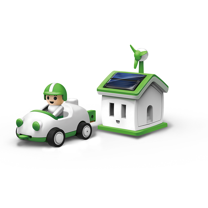 OWI OWI-MSK690 Green Life Plug in House and Car