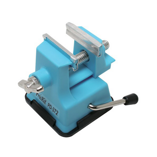 Eclipse PD-372 Mini-Tabletop Suction Vise
