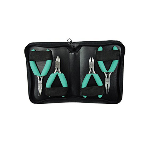 Pro'sKit PK-ST902 Tool Pouch with ESD Safe Pliers and Cutters