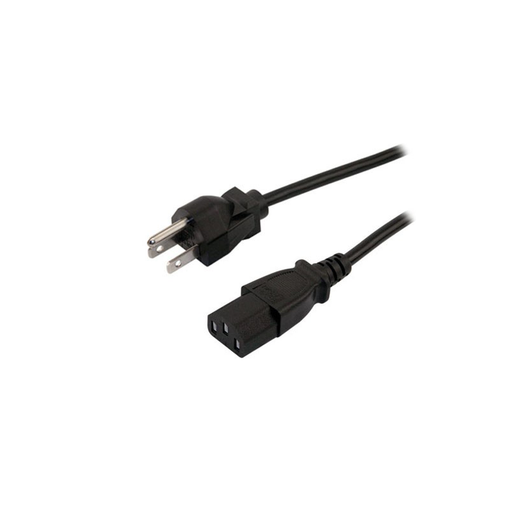 Bytecc POWERCORD-6K Power Cord w/ 3 Conductor PC Power Connector