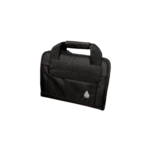 UTG PVC-PC01B Homeland Security Single Pistol Case, Black