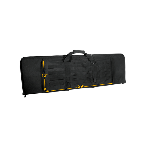 "UTG PVC-RC42B-A 42"" RC Combat Operation Web Gun Case, Black"