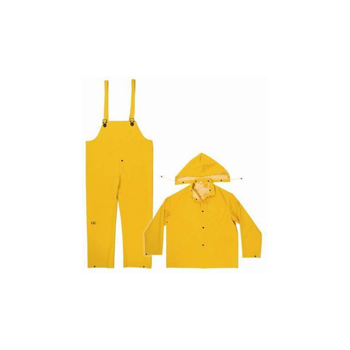 CLC R101X 3 Piece Heavyweight PVC Rain Suit