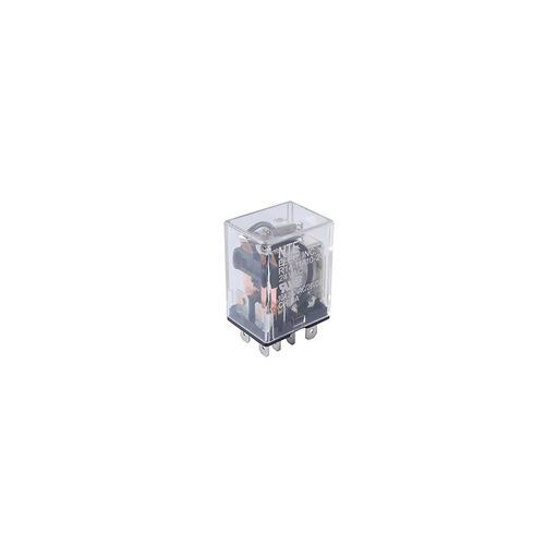 NTE Electronics R14-11A10-12 Series R14 General Purpose AC Relay