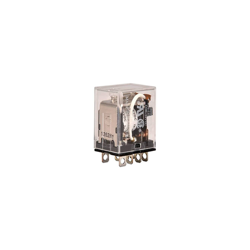 NTE Electronics R14-11D10-12 Series R14 General Purpose DC Relay, DPDT Contact