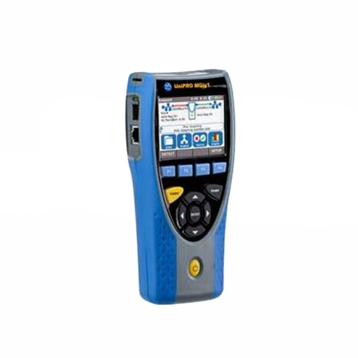 Ideal R152003 Gigabit Ethernet Multistream Bi-Directional Transmission Tester w/ Copper and Optical Ports