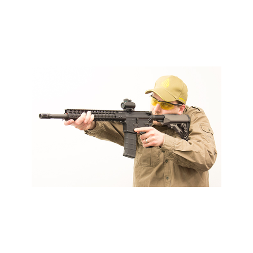 UTG RBUS1DM PRO AR15 Ops Ready S1 Mil-spec Stock Kit, FDE