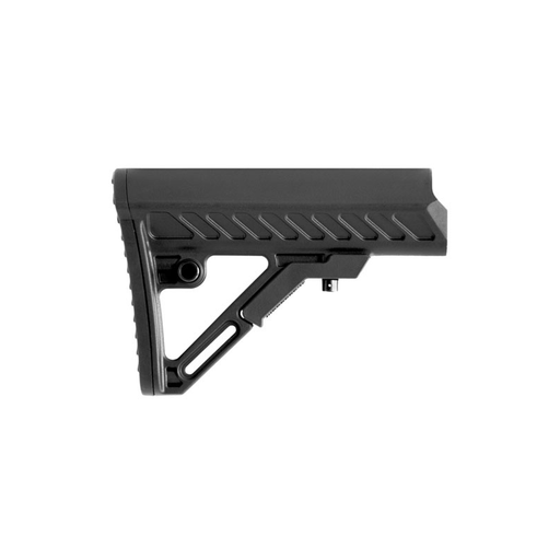 UTG RBUS2BMS PRO AR15 Ops Ready S2 Mil-spec Stock Only, Black