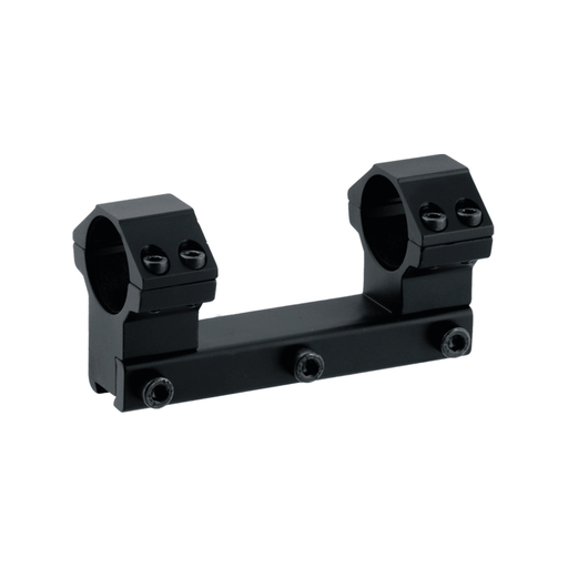 "UTG RGPM2PA-25H4 1PC High Profile Airgun Mount with Stop Pin, 1"" Dia"