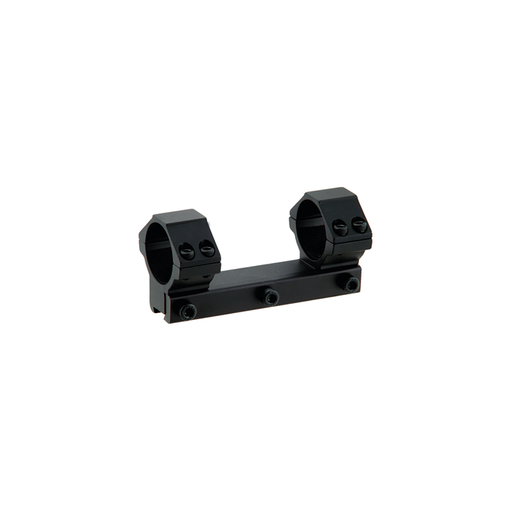 "UTG RGPM2PA-25M4 1PC Medium Profile Airgun Mount with Stop Pin, 1"" Dia"