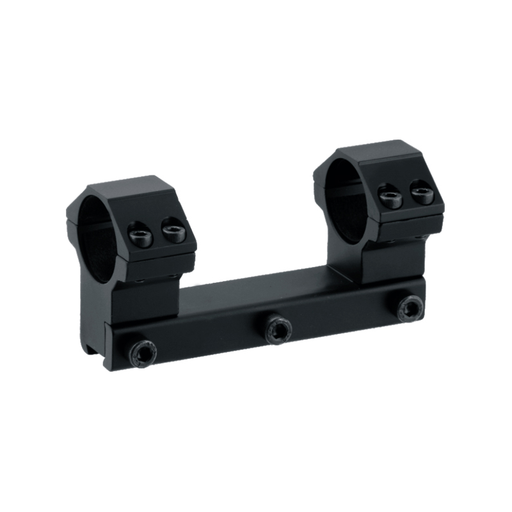 UTG RGPM2PA-30H4 1PC High Profile Airgun Mount w/Stop Pin, 30mm Dia