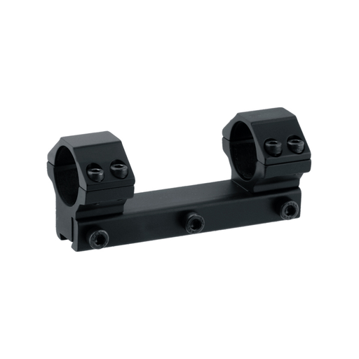 UTG RGPM2PA-30M4 1PC Medium Profile Airgun Mount with Stop Pin, 30mm Dia