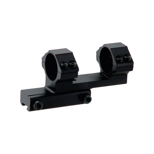"UTG RGPMOFS38-25H4 1PC Offset Airgun Mount w/Stop Pin, 1"" Dia,Bidirection"