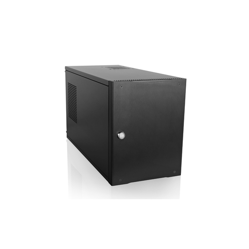 "iStarUSA S-915 Compact Stylish 5x 5.25"" Bay mini-ITX Tower"