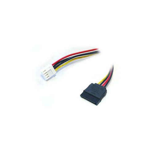 Bytecc SATA-FDD-20 SATA Power 15pin To FDD Power 4pin Cable