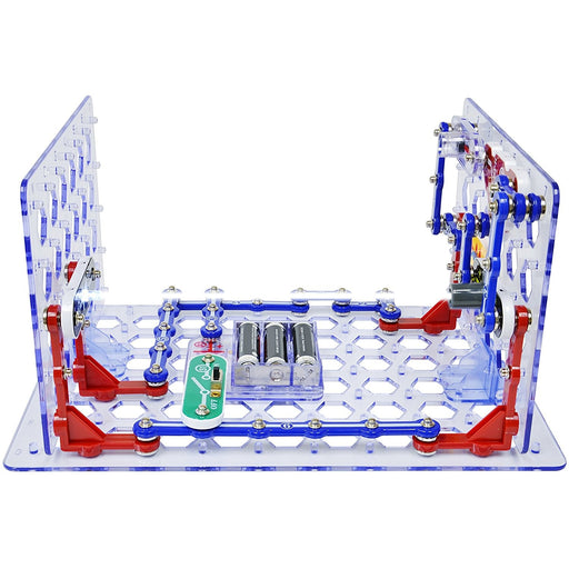 Elenco Snap Circuits 3D SC-3Di Illumination Electronics Discovery Kit