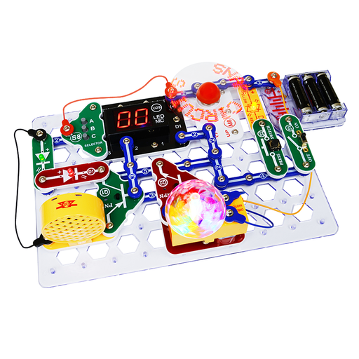 Elenco SCA-200 Snap Circuits Arcade Electronics Kit