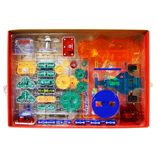 Snap Circuits SCM-165 Motion Electronics Discovery Kit