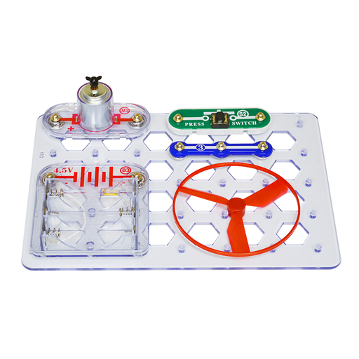 Snap Circuits SCP-06 Flying Saucer Kit