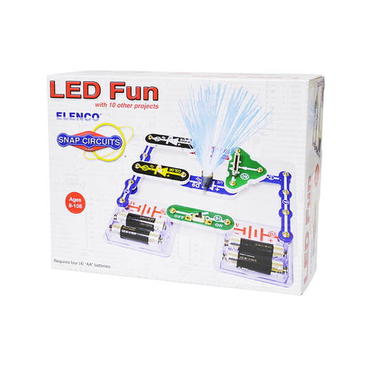 Elenco SCP-11 Snap Circuits LED Fun Electronic Kit