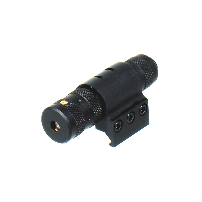 UTG SCP-LS268 Combat Tactical W/E Adjustable Red Laser with Rings