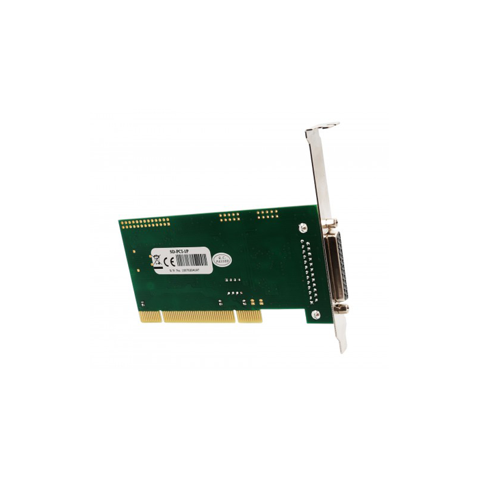 Syba SD-PCI-1P 1 Port Parallel DB25 PCI 32 Bit Card