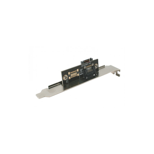Syba SD-SATA-EP PCI Mount SATA Extension Bracket