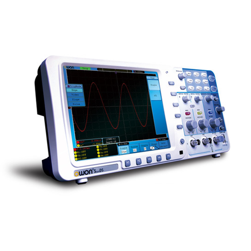 Owon SDS7102 100 MHz, 1GS/s 2-Channel Digital Storage Oscilloscope