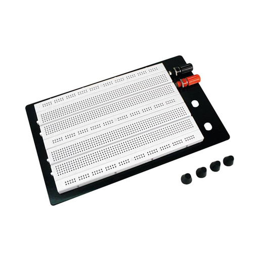 Velleman SDTP017 Solderless Breadboard - 1580 Tie Points