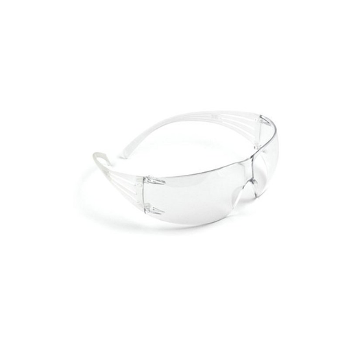 3M SF201AF Protective SecureFit Clear Lens Eyewear
