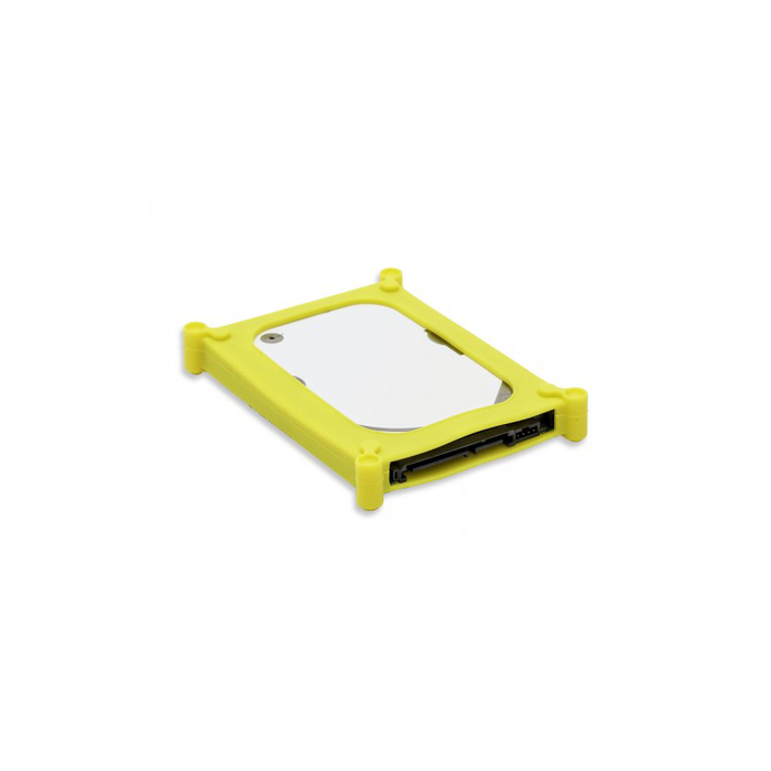 "Syba SI-ACC25027 Silicone Protective Cover for 2.5"" Hard Drives"