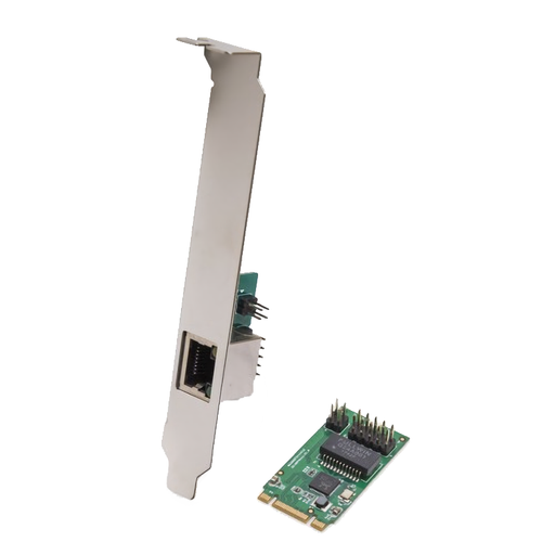 Syba SI-PEX24054 M.2 PCI-e interface Single Port Gigabit Ethernet Modules