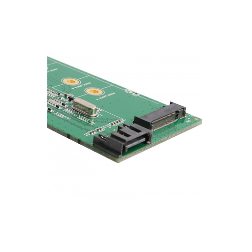 Syba SI-PEX50065 M.2 NGFF SSD and SATA 6G Port HDD PCI-e x1 Card with RAID