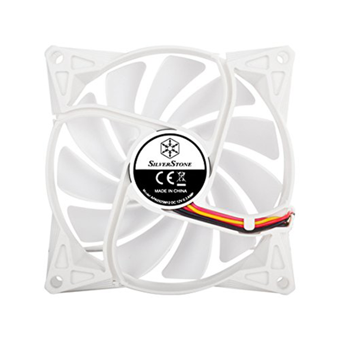 Silverstone FM93 PWM 92mm Fan with Optimal Performance and Low Noise Cooling
