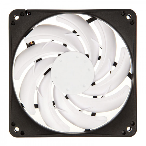 Silverstone FN123 Professional Slim 120mm Fan with Fine-Tuned Performance and Low Noise Cooling