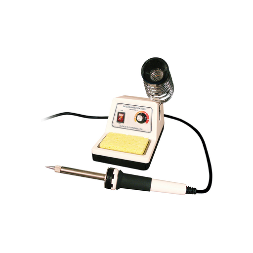 Elenco SL-540 Soldering Station 40 Watt Soldering Iron Included