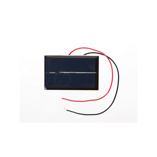 Velleman SOL2N: Small Solar Cell - 0.5 V / 800 Ma
