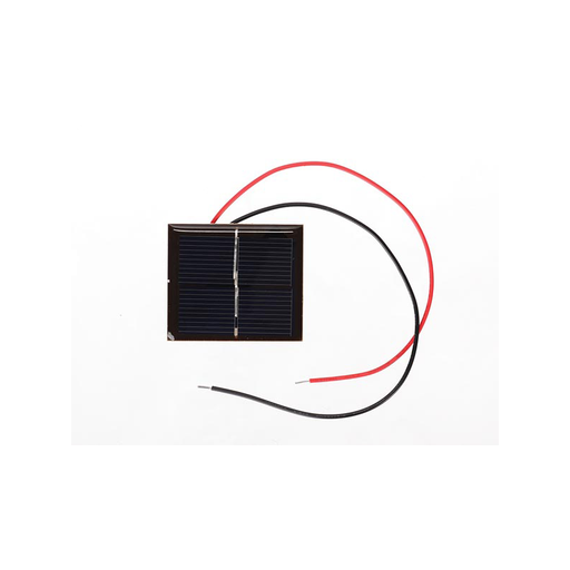 Velleman SOL3N: Small Solar Cell - 1 V / 200 Ma